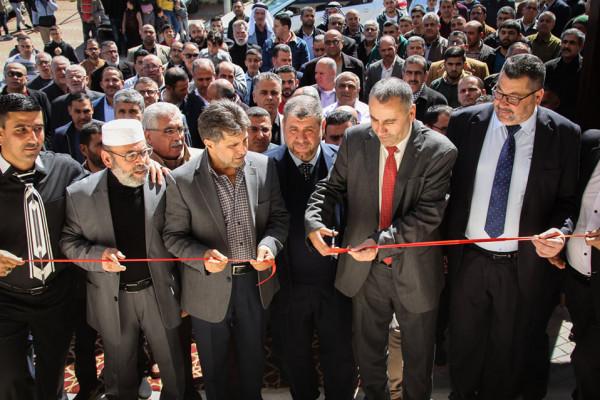 """""""الأوقاف"""" تفتتح """"مسجد النور"""" في قرية شقبا"""