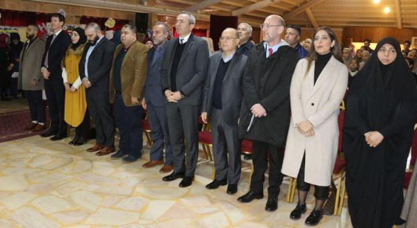 ثانوية البشائر تستقبل السفير البريطاني في لبنان