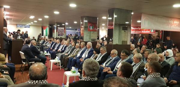 بحضور رسمي ودبلوماسي.. حفل استقبال وطني للديمقراطية في لبنان بذكرى انطلاقتها