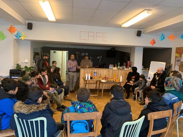 منتدى القدس الثقافي يفتتح شعبة لتعليم اللغة العربية في برلين
