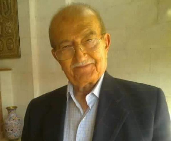 وفاة عبد الرزاق اليحيى وزير الداخلية الفلسطينية الأسبق