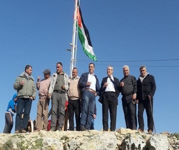 تيسير خالد: ممارسات جيش الاحتلال في جبل العرمه ترقى لمستوى جرائم الحرب