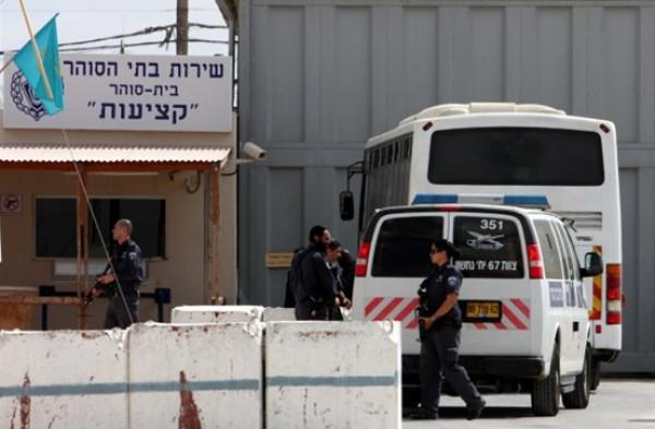 هيئة الأسرى: المعتقل المصاب أسامة صالح بوضع صحي مستقر