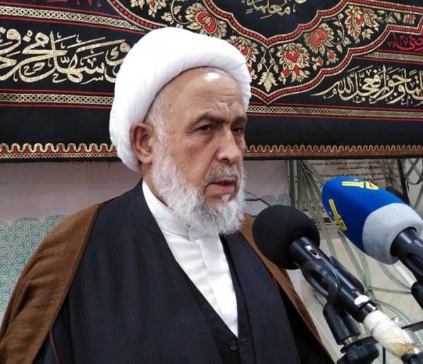 الشيخ ياسين: الخوف من فيروس (كورونا) يجب أن يدفع المواطنين للتقيد بالإرشادات