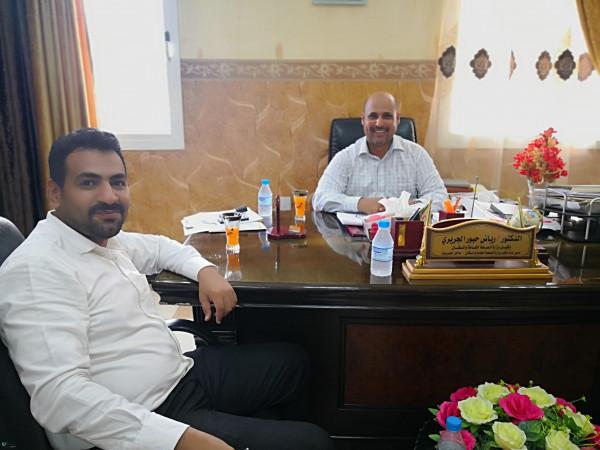 وكيل وزارة الصحة اليمني يكشف اجراءات فحص (كورونا) للقادمين لحضرموت
