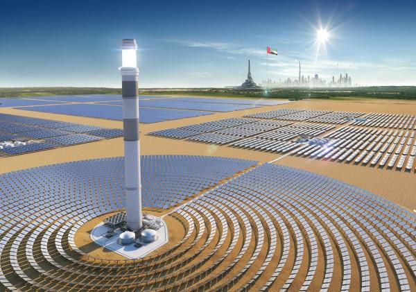 """شركة شنغهاي إلكتريك تستأنف مشاريعها الدولية الرئيسية.. مدعومة بـ """"زهور الصحراء"""""""