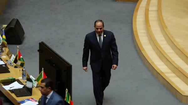 بورصة مصر تحقق أكبر قفزة في العالم بعد تصريحات السيسي