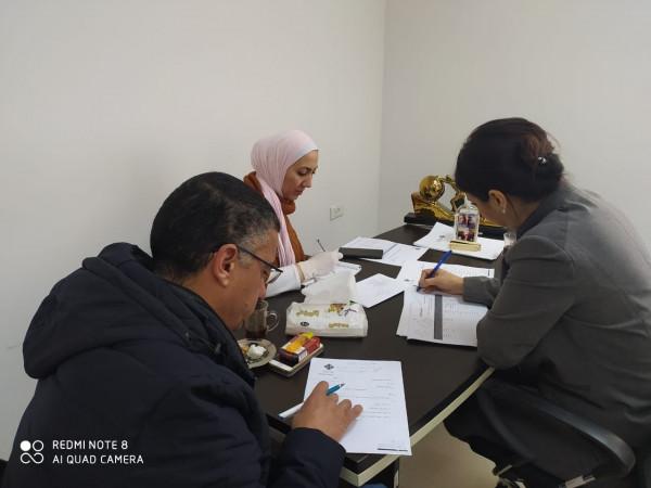 صندوق النفقة الفلسطيني يعقد اجتماعاً لخدمة مستفيديه الأكثر عرضاً للانكشاف