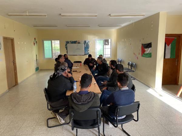 مركز الشموع الثقافي يضع مبناه ومتطوعي المركز تحت تصرف لجان الطوارئ