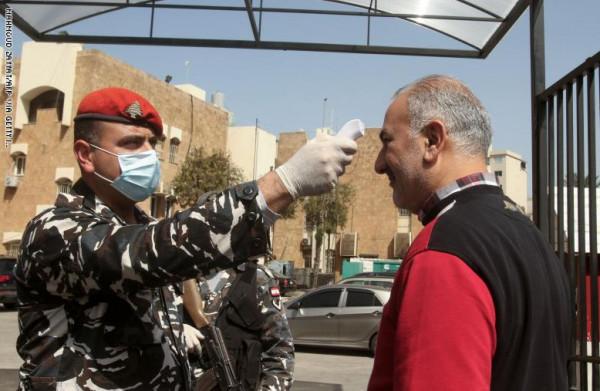 ارتفاع عدد المصابين بفيروس (كورونا) في لبنان
