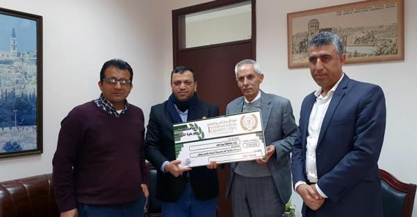 الأعمال الخيرية تقدم نحو مليوني شيكل لصالح أيتام بيت لحم وجنين وطولكرم