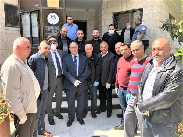 محافظ القدس: لن نعدم أي وسيلة في الحفاظ على أبناء شعبنا