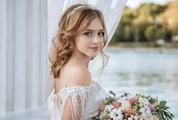 صبغات شعر عروس صيفية