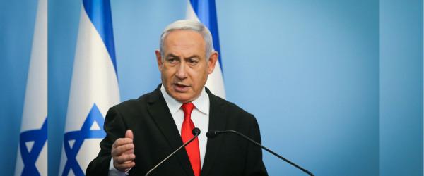 نتنياهو: استمرار ارتفاع عدد المصابين سيجعلنا نفرض طوقاً على كافة أنحاء إسرائيل