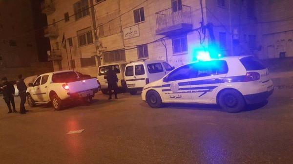 الشرطة: إصابة أربعة مواطنين بحادث إطلاق نار في الخليل