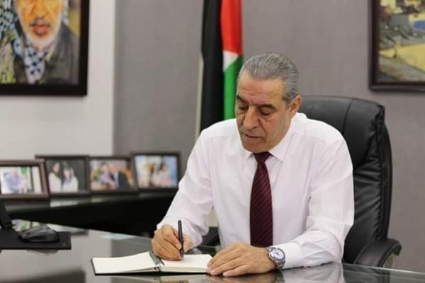 حسين الشيخ: نبذل جهدًا كبيرًا لجلب عينات فحص (كورونا) إلى فلسطين