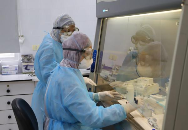 الصحة بغزة: وسعنا دائرة الفحوصات الطبية للكشف عن فيروس (كورونا)