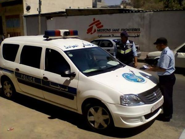 الأمن بغزة يُلقي القبض على مروج فيديو إغلاق المحال التجارية