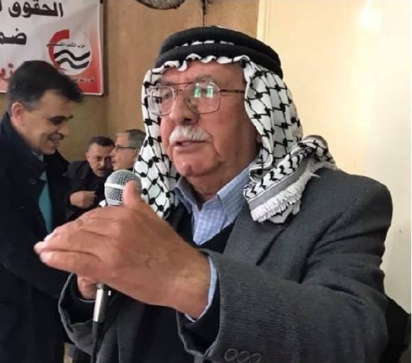 حزب الشعب ينعى القائد الوطني الكبير محمود أحمد محمد بدح
