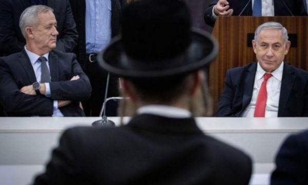 تفاصيل اتفاق نتنياهو وغانتس حول شكل الحكومة الإسرائيلية