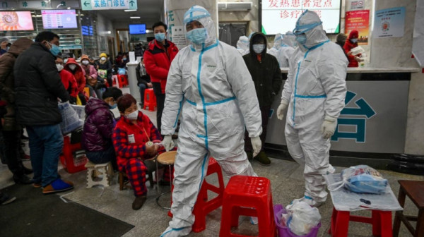 مُجددًا.. الصين تُسجّل وفيات بفيروس (كورونا)