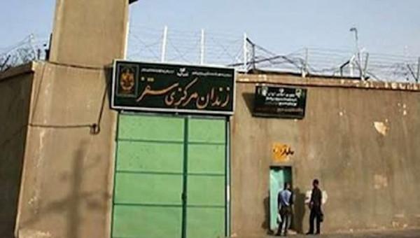 في إيران عصيان في سجن مدينة سقز وهروب سجناء