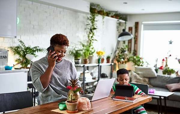 هذه النصائح لتصميم مساحة عمل لزيادة الإنتاجية في المنزل