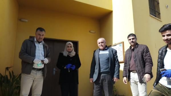 وضع مقر المركز الفلسطيني للإرشاد تحت تصرف بلدية عزون