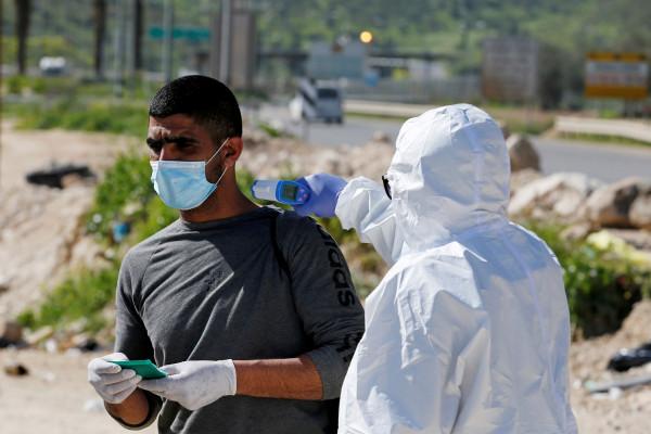 شاهد: 57% من مصابي فيروس (كورونا) بفلسطين من الذكور