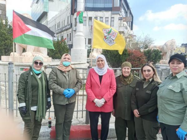 وزيرة شؤون المرأة توجه رسالة للمرأة الفلسطينية بظل تفشي فيروس (كورونا)