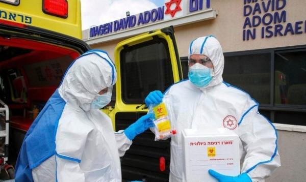 ارتفاع أعداد المصابين بفيروس (كورونا) في إسرائيل إلى 4.347