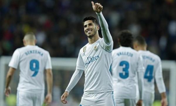 لأول مرة منذ 8 شهور.. أسينسيو جاهز لمباريات ريال مدريد