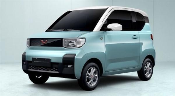 بأربعة مقاعد.. سيارة كهربائية صغيرة مثالية للمسافات القصيرة