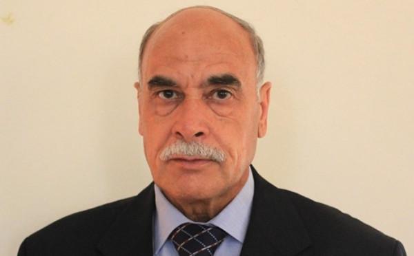 وفاة عبد الله أبو سمهدانة محافظ الوسطى بغزة