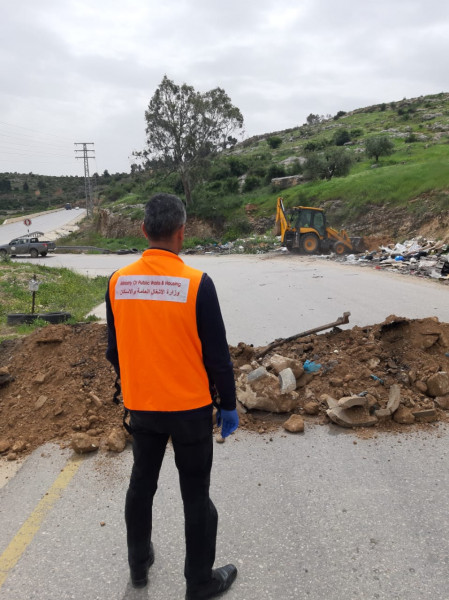 الأشغال العامة: نعمل كذراع تنفيذي للجان الطوارئ لمواجهة (كورونا)