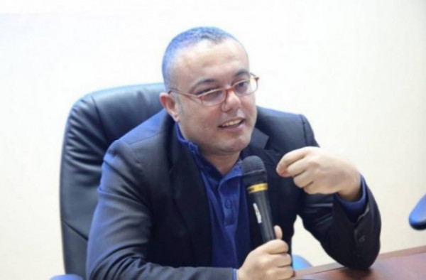 وزير الثقافة ينعي محافظ الوسطى عبد الله أبو سمهدانة