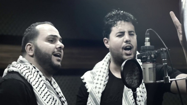 شاهد: قاسم النجار وشادي البوريني يتحديان فيروس (كورونا) بأغنية جديدة