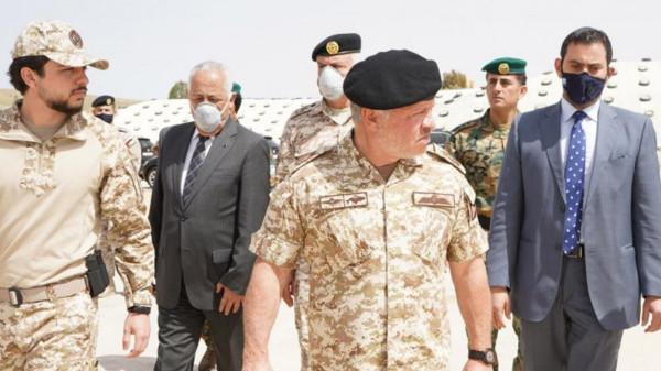 العاهل الأردني يُطالب الحكومة بالتخطيط لما بعد فترة (كورونا)