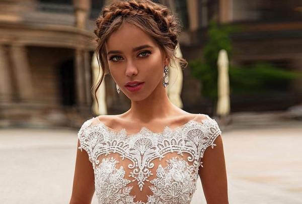 مكياج عروس خمري لصيف 2020