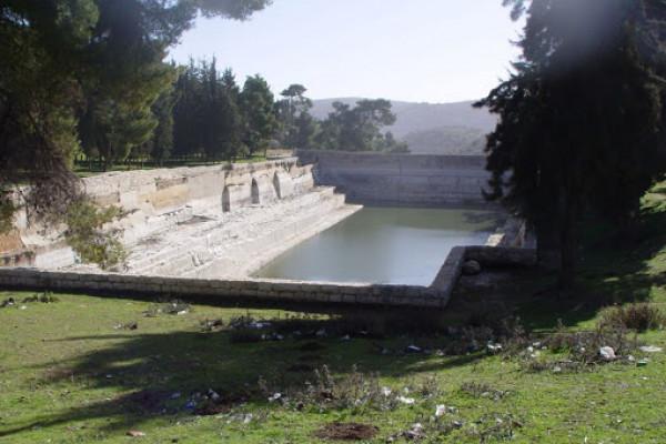 محافظ بيت لحم يُعلن إغلاق منطقة برك سليمان السياحية