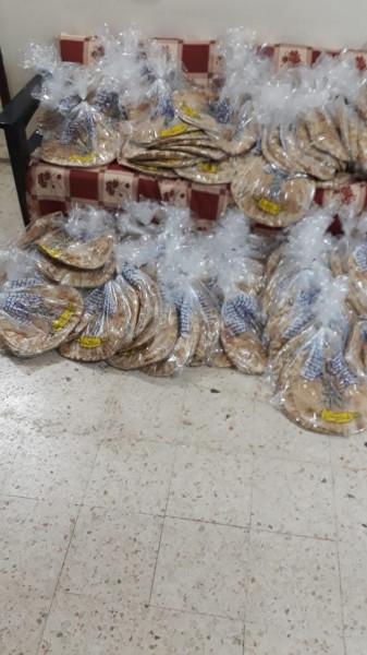 دفعة جديدة من الخبز توزعها اللجنة الشعبية باقليم الخروب للمحتاجين