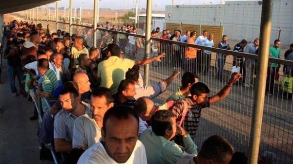 الشرطة تتعامل مع 100 عامل عائد من أراضي عام 48 في جنين