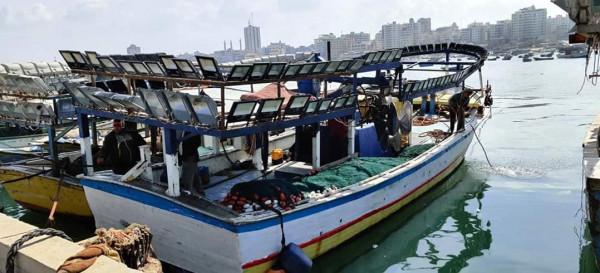 """""""الزراعة"""" بغزة: بدء العمل في مشروع الأقفاص البحرية"""