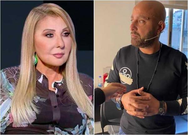 مُتابعة تتهم نادية الجندي بالعنصرية بسبب أحمد السقا.. كيف ردت؟