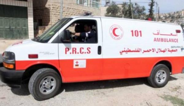 إصابة طفل بجراح خطيرة إثر حادث سير وسط قطاع غزة