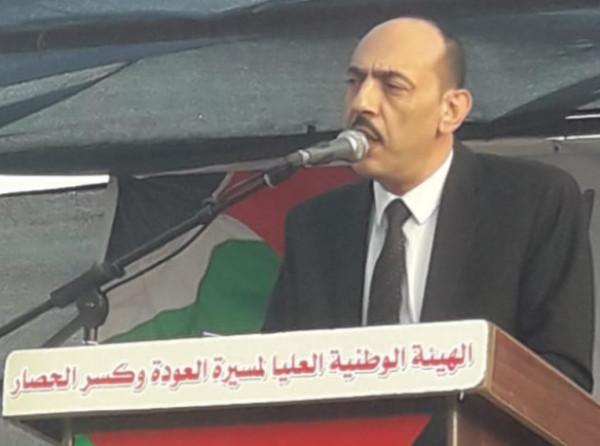 عاكف المصري: الوضع الصحي بغزة على شفير كارثة تستدعي التحرك العاجل