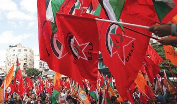 الديمقراطية: انهماك شعبنا بمكافحة (كورونا) لن يشغله عن الدفاع عن أرضه