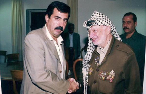 الرئيس عباس يُعزي بوفاة الطبيب نبيل خير