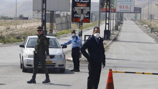 أريحا: القبض على أربعة مهربي عمال