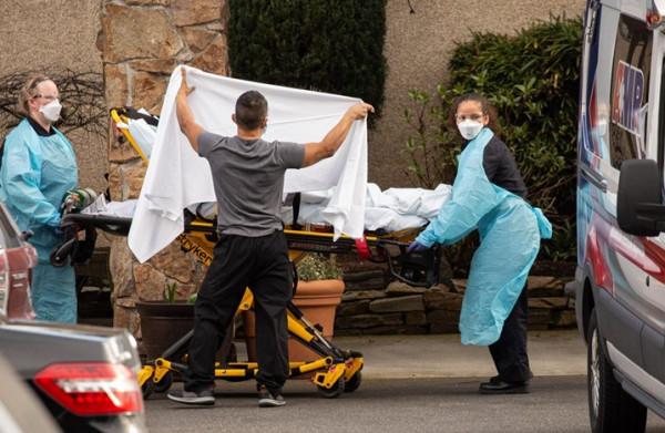 أمريكا تتجاوز إسبانيا في وفيات (كورونا)